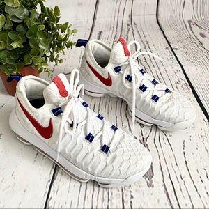 Nike Kevin Durant 9 Patriotic Sneaker SZ 4.5Y